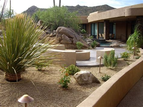 tucson arizona landscaping idea gallery southwestern