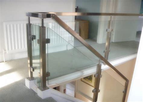 treppengeländer rund verstellbare stahlrohrverbinder edelstahl f 252 r balkon und
