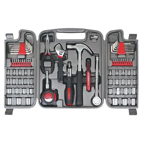 stanley 65 homeowner s tool kit 94 248 the home depot