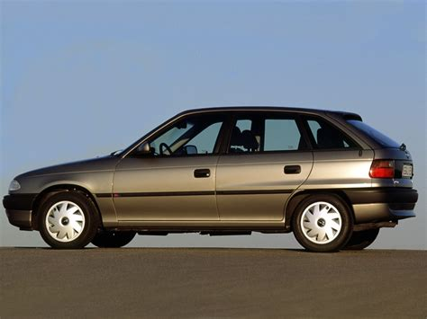 opel astra 1997 specifications opel astra 5 doors specs 1994 1995 1996 1997 1998