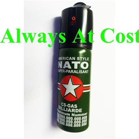 Pepper Spray 90ml Kecil personal security pepper spray nato american style 60 ml was sold for r15 00 on 27 dec at
