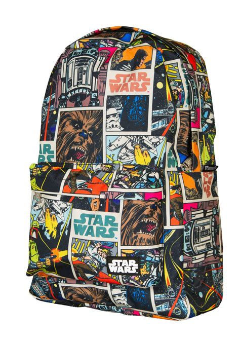 star wars backpack loungefly wars classic backpack