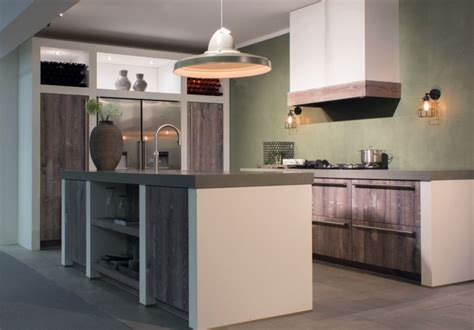 keuken massief hout keuken tristar massief hout houten keuken boer staphorst
