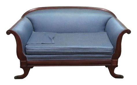 settee feet claw foot sofa duncan phyfe sofa 0 antique c 1920 claw