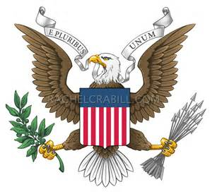 rachel crabill 187 vector united states great eagle seal