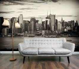 wall murals cityscapes cityscape wallpaper murals give an instant urban vibe