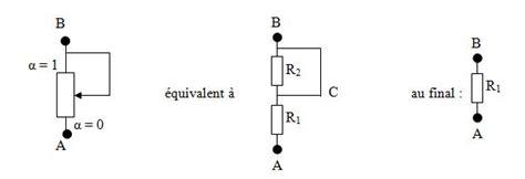 variable resistor equivalent circuit potentiom 232 tre