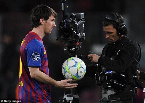 you cannot stop lionel messi football world drools over cristiano ronaldo vs lionel messi zinedine zidane vs