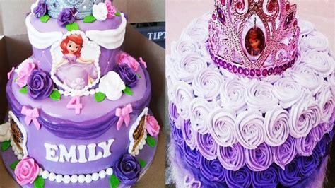 Imgenes De Tortas Princesa Sofa | los mejores 13 pasteles de la princesa sofia youtube