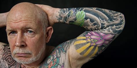 old person with tattoos these awesome prove you don t need to worry about