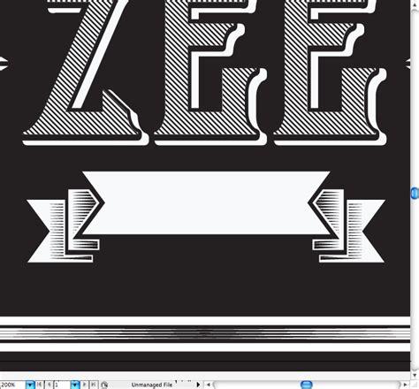 design a label in illustrator berbagi create a zee vintage label on illustrator