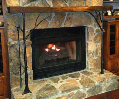 custom fireplace mantle brackets brad greenwood designs