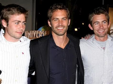 fast and furious paul walker brother paul walker s brothers to help finish fast and furious 7