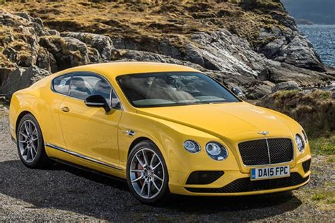 bentley continental gt coupe from 2012 used prices parkers