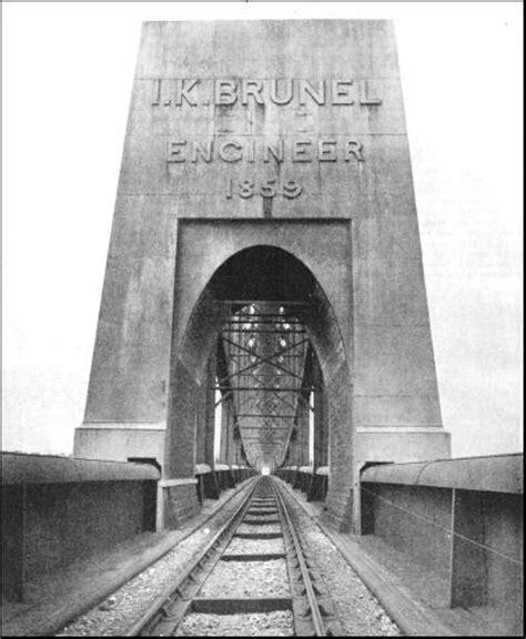 saltash bridge isambard kingdom brunel