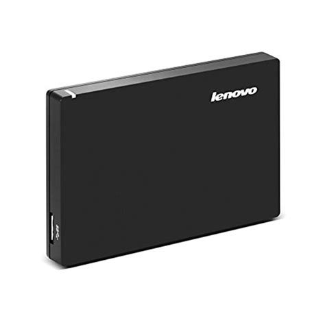 External Disk Lenovo buy lenovo f308 1 tb external disk black in india 94004487 shopclues