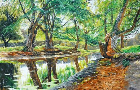 lamina para cuadros cuadros modernos pinturas y dibujos l 225 minas de paisajes