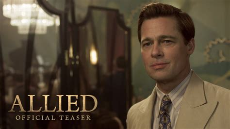 Allied Search Allied Teaser Trailer 2016 Paramount Pictures