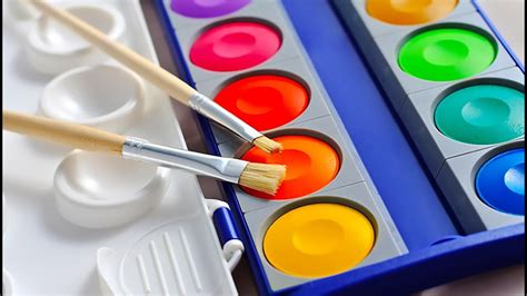 water color paints diy how to make awesome watercolor paints