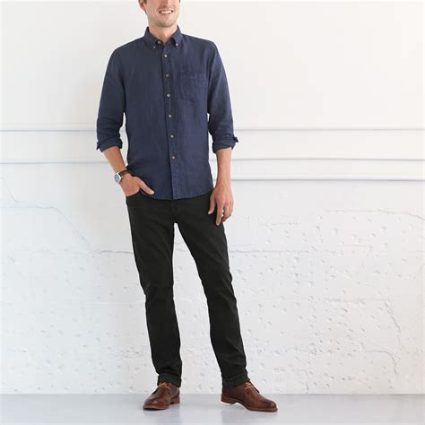 boat shoes and dress pants can i wear brown shoes with black pants stitch fix men