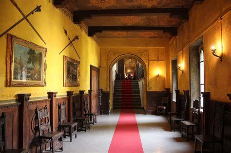 interni di castelli piccolomini di balsorano