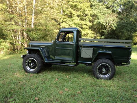 Jeep Truck Parts Willys Jeep Truck 1951 Images