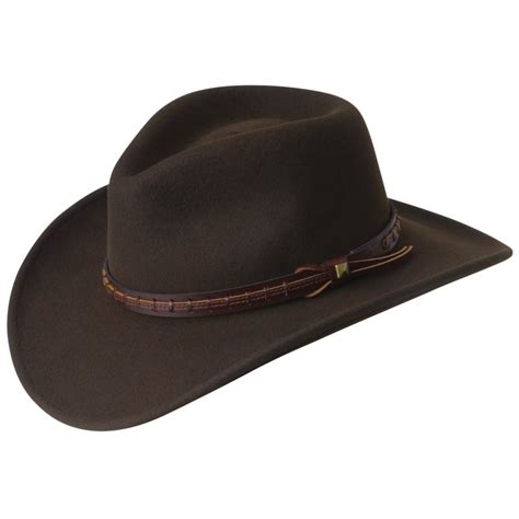 Hats To You by Wind River By Bailey Litefelt Crushable Firehole Western Hat