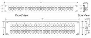 Leviton Patch Panel Label Template by Patch Panel Labels Template Images