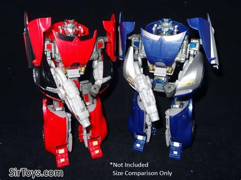 Flash Robo Black Original robot formers 02 blue original sirtoys