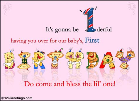 Baby Birthday Quotes Baby First Birthday Quotes Quotesgram
