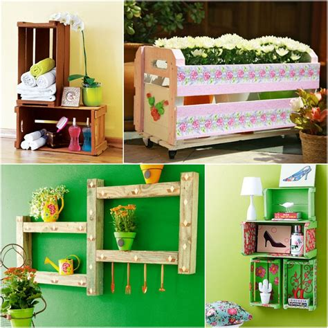diy wooden furniture ideas projects