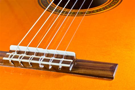 A String Of all about classical guitar strings