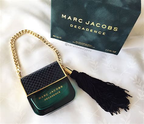 marc jacobs decadence perfume beauty point  view