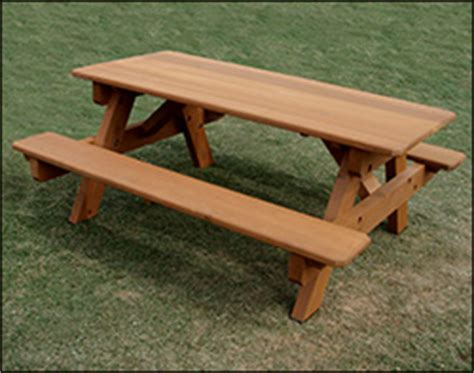 Backyard Creations Picnic Table Frame Patio And Picnic Tables Gazebo Creations