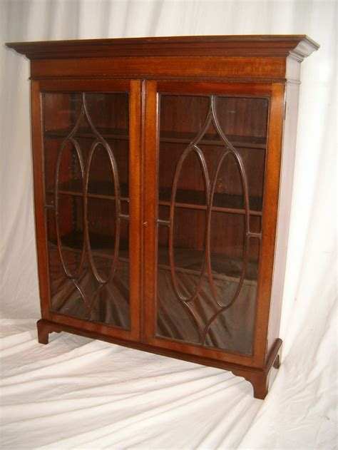 Pretty Bookcases pretty mahogany bookcase 244697 sellingantiques co uk