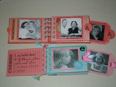 How To Make A Paper Photo Album - toilet paper mini album