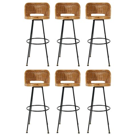 Beachy Looking Bar Stools by 17 Best Images About Stools On Rattan Bar