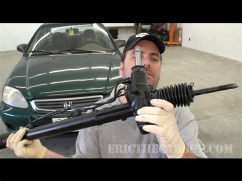 Rack End Tie Rod Honda Charade G10 Tahun 1979 1982 Sr3120 1999 civic power steering rack replacement part 1 ericthecarguy