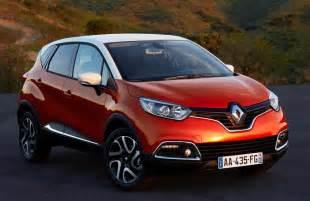 Renault Cptur Renault Captur Revealed Autoesque
