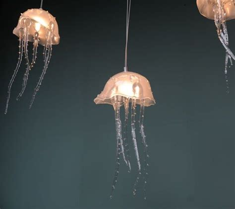 90 Best Images About Jellyfish Lights On Pinterest Jellyfish Chandelier