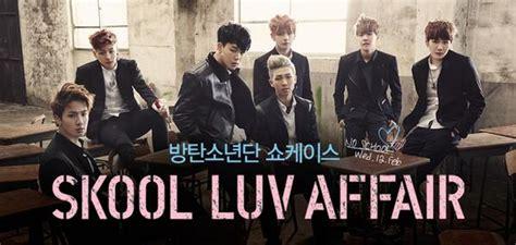 download mp3 bts skool luv affair picture bts 2nd mini album skool luv affair 140211