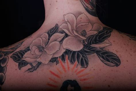 tattoo meaning magnolia magnolia tattoo pictures to pin on pinterest