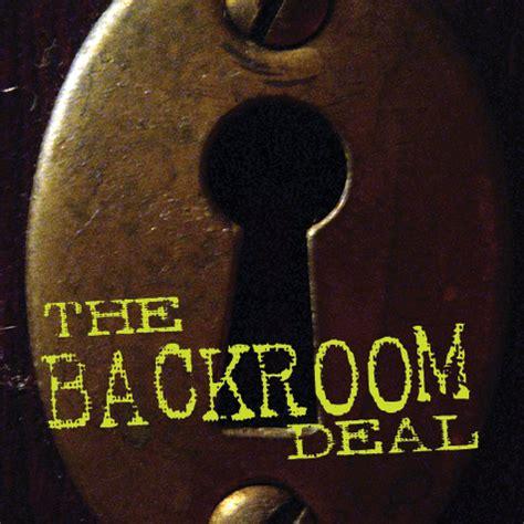 Backroom Password by The Backroom Deal Thebackroomdeal