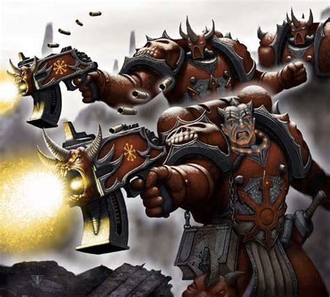 chaos space marines image warhammer  fan group mod db