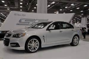 2015 chevrolet impala ss concept design and review