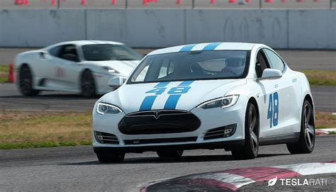 Tesla Racing Car The Tesla Racing Series Teslarati