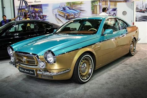 Russisches Auto by New Russian Luxury Car Bilenkin Vintage Gallery