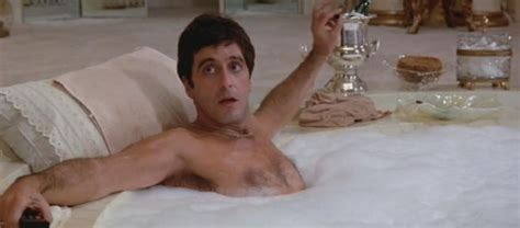 scarface bathtub scene scarface film 1983 wikipedia