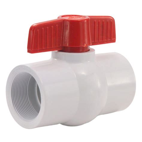 legend valve 2 in pvc threaded fpt x fpt valve t 600