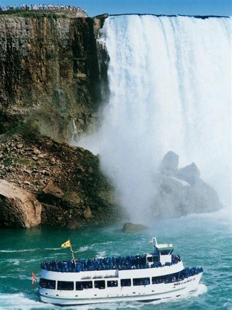 niagara falls boat ride tickets maid of the mist to launch 129th consecutive season may 10